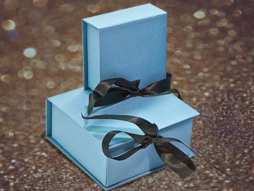 Подарочная упаковка на свадьбу