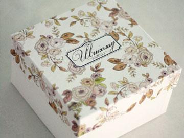 Подарочная упаковка Шиколад